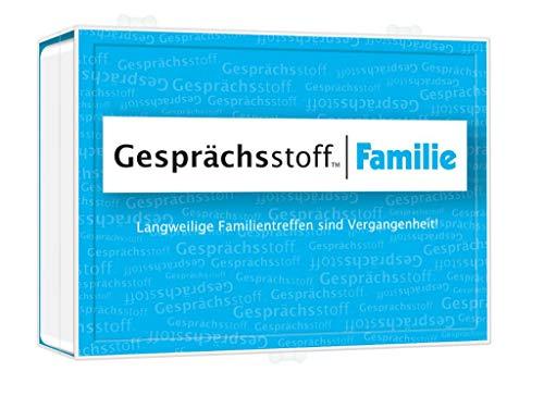 Kylskapspoesi 41009 - Gesprächsstoff – Familie