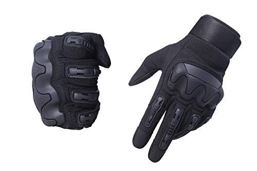 HIKEMAN Motorradhandschuhe Sport Taktische Handschuhe,Herren...