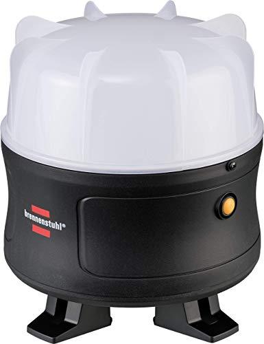 Brennenstuhl Mobiler 360° LED Akku Strahler / LED Baustrahler...
