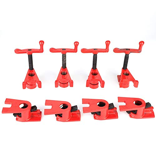 Wood Clamp - Schnellspanner Heavy Duty Wide Basis Eisen Holz Metall Clamp Set Holzbearbeitung...