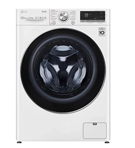 LG F6WV710AT2 Waschmaschine, 10,5 kg, 1600 U/Min,...