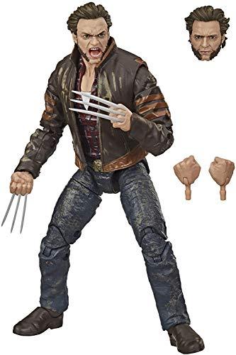 Hasbro Marvel Legends Series X-Men Wolverine 15 cm große...