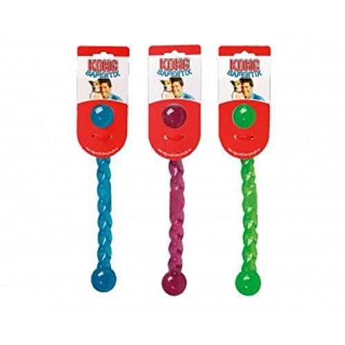 KONG – SafeStix – Robustes Apportierspielzeug aus Flexiblem,...