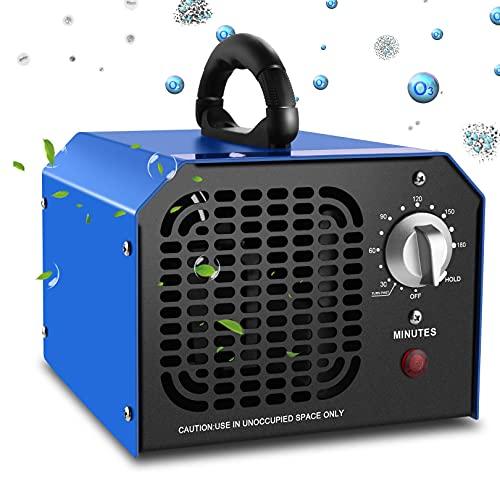 Ozongenerator Geruchsneutralisierer 6,000mg/std Ozon Luftreiniger...