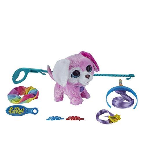 Hasbro FurReal Glamalots interaktives Spielzeugtier, niedliches...