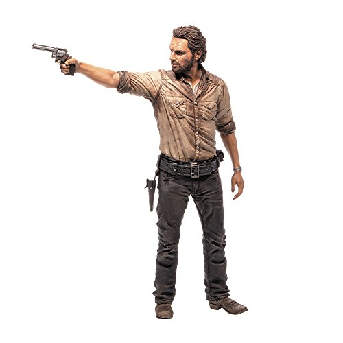 McFarlane Toys 14478 - The Walking Dead TV Rick Grimes Deluxe...