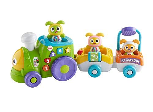 Fisher Price-The Robot Train Elektronisches Spielzeug für die...