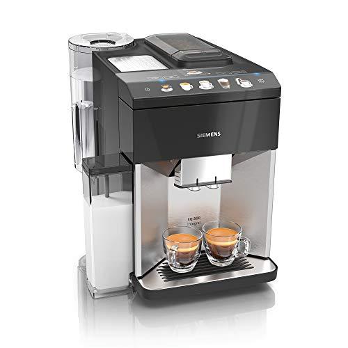 Siemens EQ.500 integral Kaffeevollautomat TQ507D03, einfache...