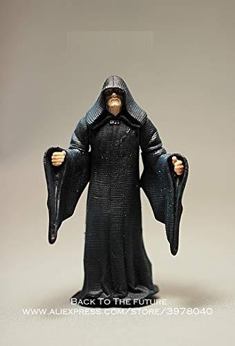 SHOP YJX Star Wars Sheev Palpatine The King 10 cm Actionfigur...