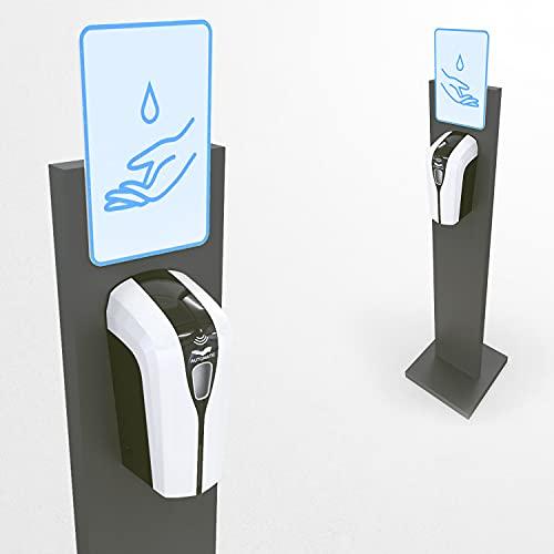 KLEMP Automatisch Desinfektionssäule mit Sensor -...