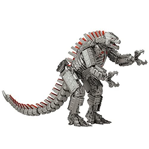ukukuk Mecha Godzilla Action-Figur Godzilla Vs Kong...