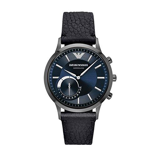 Emporio Armani Herren Hybrid Smartwatch ART3004