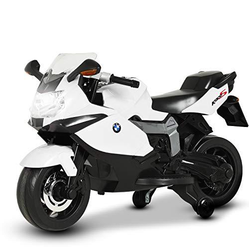 Uenjoy kompatibel mit BMW K 1300 S Elektromotorrad für Kinder,...