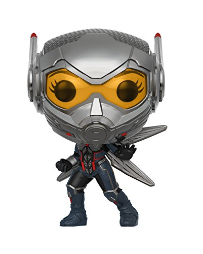 FunKo 30730 Marvel: Ant-Man & The Wasp w/Chase POP Bobble,...