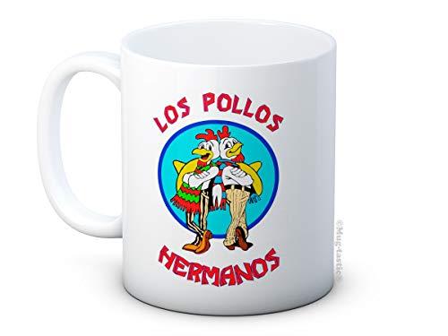 Los Pollos Hermanos - Breaking Bad - Hochwertige Keramik...