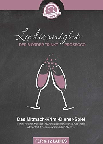 Event-Laedele - Mitmach-Krimi-Dinner für zu Hause - Ladiesnight:...
