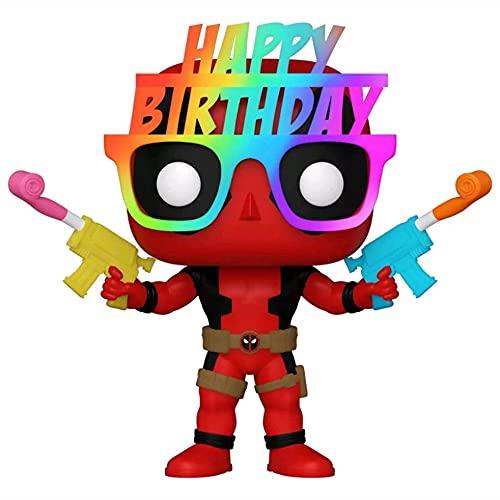 Funko Pop! 54687 Deadpool - Birthday Glasses Deadpool 30th...