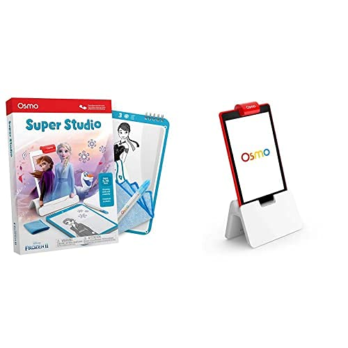 OSMO - Super Studio Disney Frozen 2 Spiel Fire-Tablet Basis Kit...