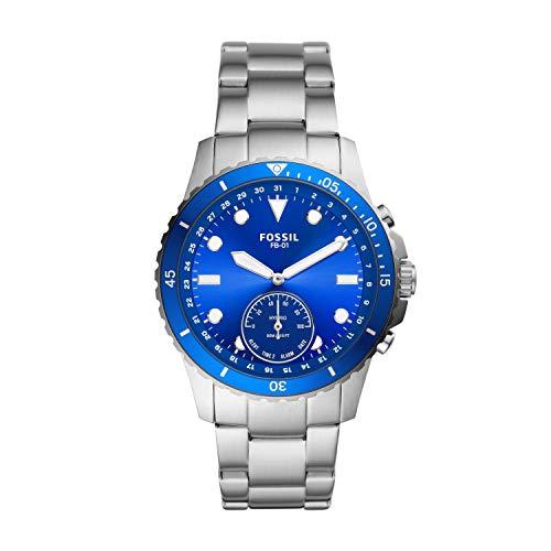 Fossil Hybrid Smartwatch HR FB-01 Edelstahl