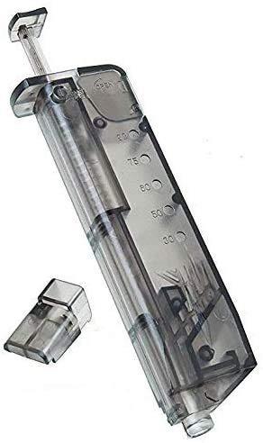 KS-11 Speedloader passend für 100 Kugeln 6mm BB incl. Pistolen...