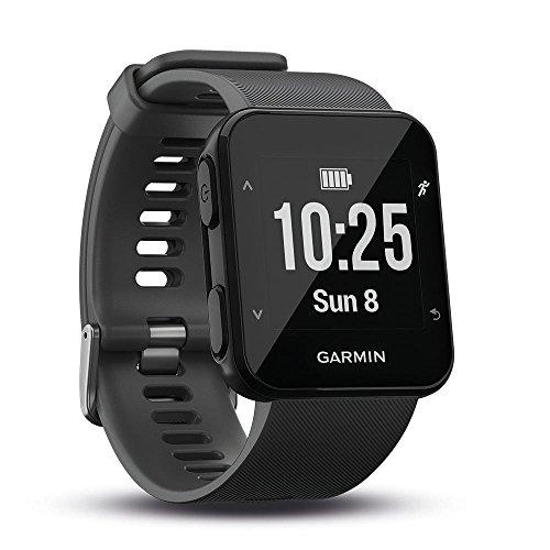 Garmin Forerunner 30 GPS-Laufuhr, Herzfrequenzmessung am...