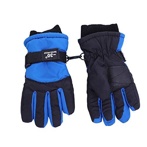 Verdickt Winterzeit Handschuhe für Kinder 6-10 Jahre...
