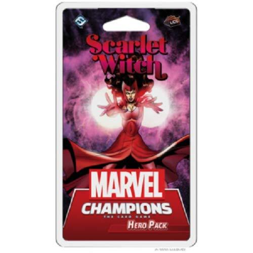 Fantasy Flight Games - Hero Pack: Scarlet Witch - Kartenspiel