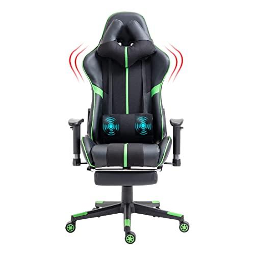 Delman Gaming Stuhl 02-0030 (Green)
