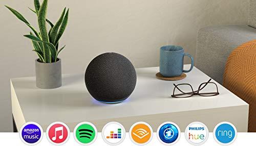 Echo (4. Generation) | Mit herausragendem Klang, Smart Home-Hub...