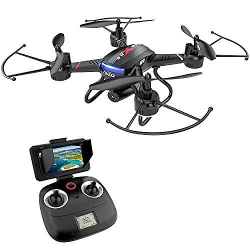 HOLY STONE F181G Drohne mit Kamera HD und 5.8 Ghz LCD...
