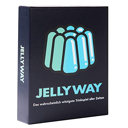 Jellyway® - das wahrscheinlich witzigste Trinkspiel Aller Zeiten...