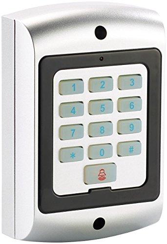 VisorTech Alarm Atrappe: Spritzwassergeschützte...  *