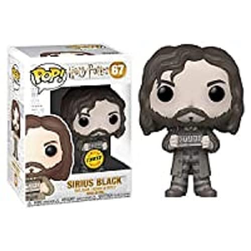 Aucun Funko Pop! Harry Potter - Sirius Black Chase Edition...