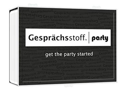 Kylskapspoesi 41004 - Gesprächsstoff – Party