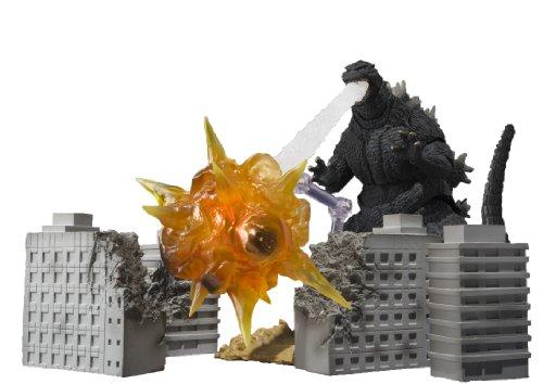 BANDAI Tamashii Nationen S.H. MonsterArts Godzilla Effekt...