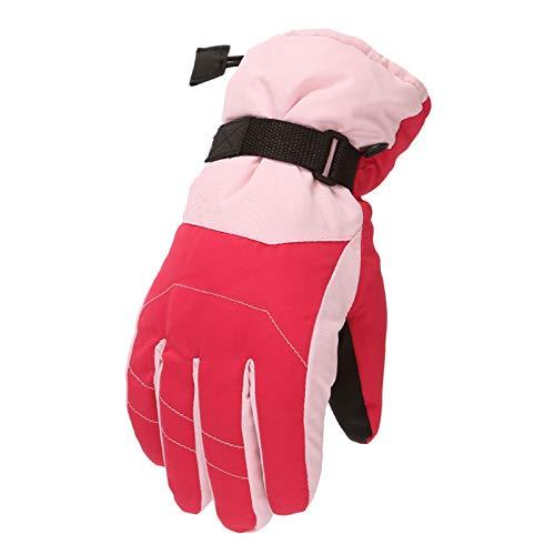 Laonajkd Winterhandschuhe für Kinder Handschuhe Warme...