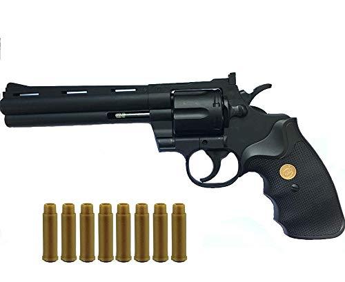 Softair Revolver Kalber 6 mm BBS - Airsoft Pistole + Munition und...