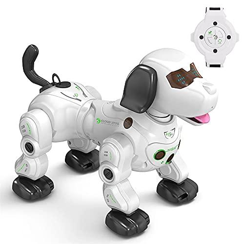 Roboter Hund Elektrische Fernbedienung Haustier Hund mit Dialog...
