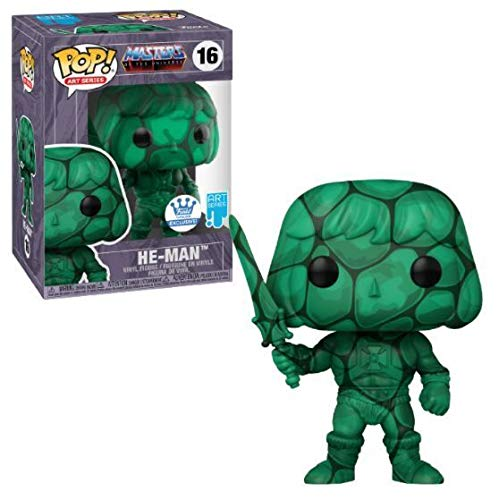 Funko POP! Art Series #16 - He-Man Funko Shop Exclusive