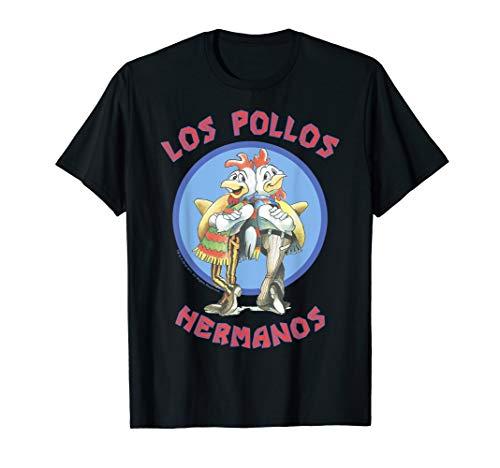 Breaking Bad Los Pollos Hermanos Back To Back Portrait Logo...