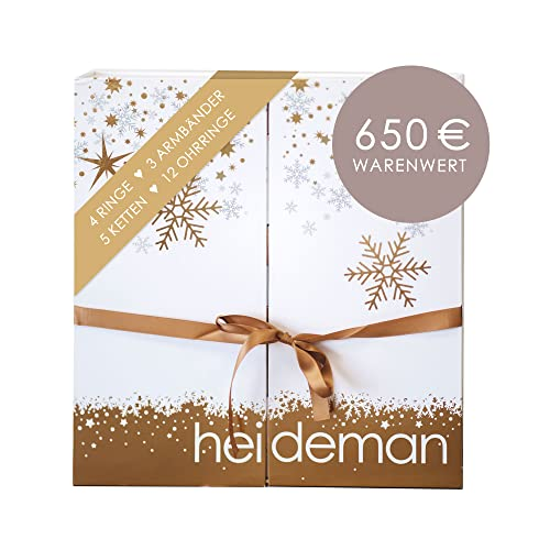 Heideman Adventskalender 2021 Frauen - Schmuck - Limited Edition...