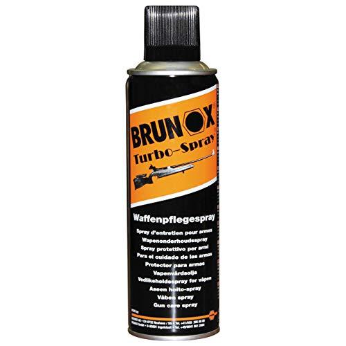 Brunox Turbo Spray Waffenpflege Schmieröl Universalreiniger...