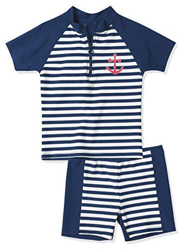 Playshoes Baby - Jungen Schwimmbekleidung, gestreift 460112 2...
