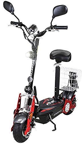 eFlux Street 40 Elektroroller E-Scooter - 800 Watt Motor -...