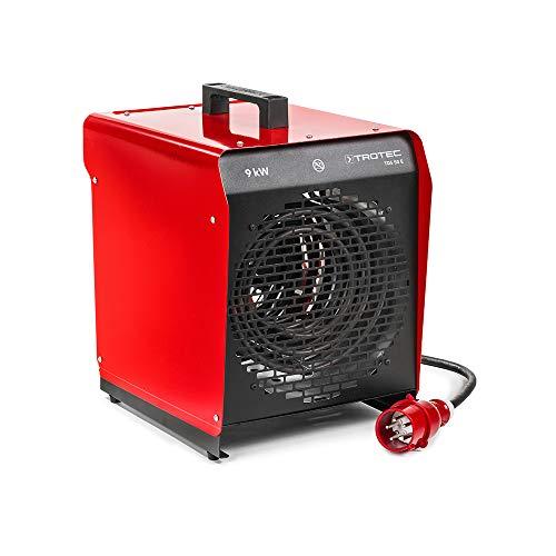 TROTEC TDS 50 E Elektroheizgebläse (max. 9 kW) Integriertes...