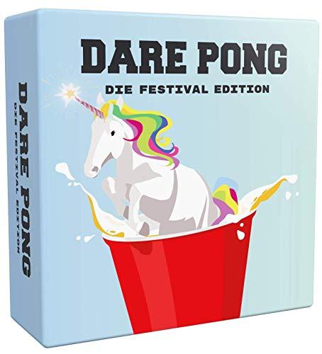 Dare Pong® - Beer Pong trifft auf Wahrheit oder Pflicht. Die...