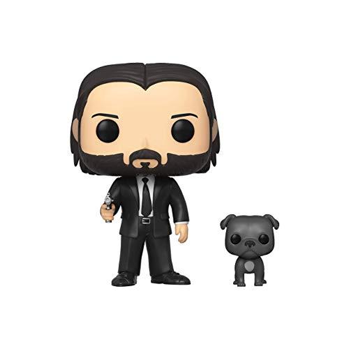 POP! Movies: John Wick - John in Black Suit w/ Dog