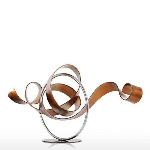 Tooarts Moderne Skulptur Abstrakte Skulptur aus Eisen Handarbeit...