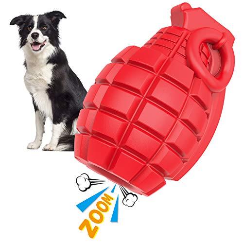 Iokheira Hund Kauspielzeug Spielzeug für Aggressive Kauer,...