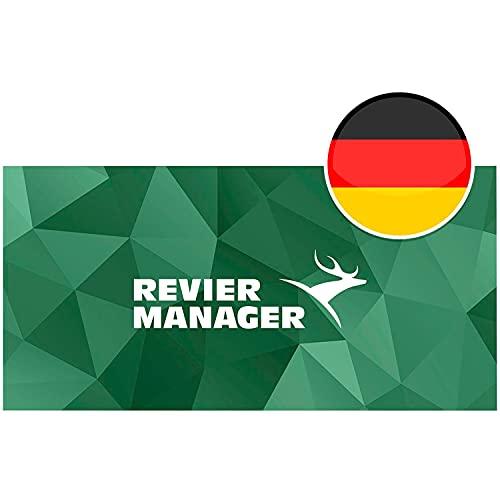 Reviermanager Jahreslizenz DE